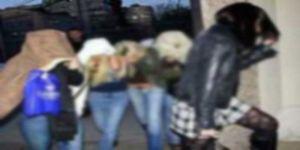 Güzellik merkezine fuhuş baskını: 9 gözaltı