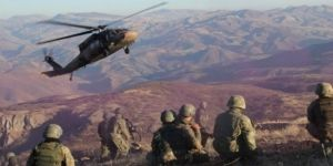 Kulp'ta çıkan çatışmada 1 asker şehit oldu 2 asker yaralandı