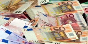 Hazinenin kasasına 657 milyon euro girecek