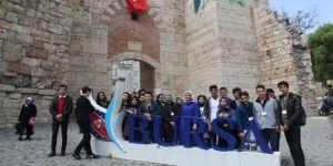Öğrenciler,  Osmanlı'nın başkentini gezdi