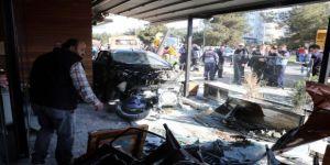 Kadın sürücü zincirleme kaza yaptı: 1 ölü 5 yaralı