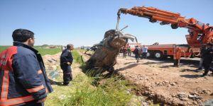 Mardin'de tanker ile otomobil çarpıştı: 2 ölü