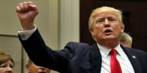 Donald Trump tarihe geçebilir