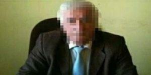 Tacizci müdür cezaevinden tehdit etti