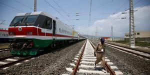 Etiyopya'nın raylarını Türkler inşa ediyor