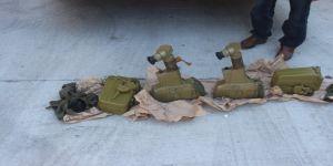 'Bebek bezi' dediler, anti tank füzesi parçaları çıktı
