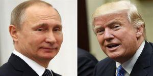 Trump ve Putin telefonda görüşecek