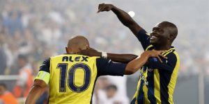 Moussa Sow, Alex'i geride bıraktı