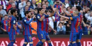Barcelona 4 - 1 Villarreal