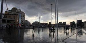 İstanbul'da sağanak bekleniyor| 8 Mayıs 2017 yurtta hava durumu