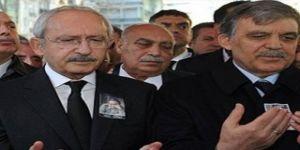 Kılıçdaroğlu Gül'ün babasının cenaze törenine katılacak