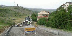 Yeni mahallelerde üst yapı çalışmaları