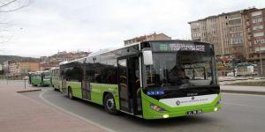 Konforlu otobüs durağı hizmete giriyor