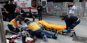Şişli'de Silah Sesleri: 1 Yaralı