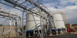Bursa'da Çamurdan Elektrik Üretimi Başladı