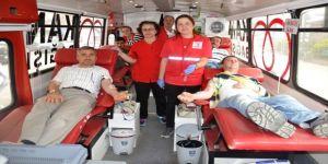 Altınovalılardan Kan Bağışı