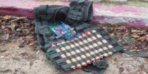 Şanlıurfa'da canlı bomba yeleği ele geçti