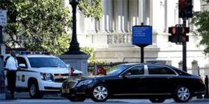 FETÖ'cüler,ABD'de Erdoğan'ın otelinin önüne geldiler
