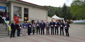 Başkan Yalçın Tübitak 4006 Bilim Fuarına Katıldı