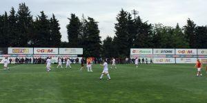Efsaneler Uefa Kupasının Yıl Dönümünde Maç Yaptı