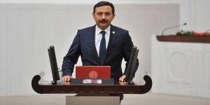 AK Parti'li vekil, CHP'lilere seslendi