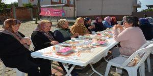 Anneler Günü Kahvaltıları Köseilyas Mahallesi İle Sona Erdi