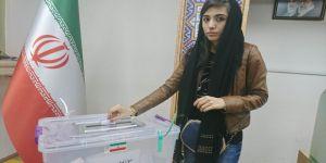 Türkiye'de Yaşayan İranlılar Sandık Başına Gitti