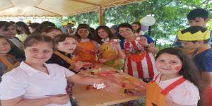 Bursa'daki Tegv Gönüllüleri Engelli Öğrencileri Unutmadı