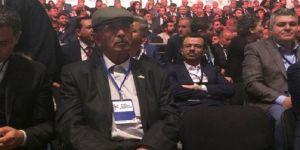 AK Parti kongresinin özel misafiri