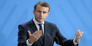 Macron'dan o isme flaş tebrik!