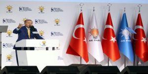 Erdoğan Bin 414 Oyla Ak Parti Genel Başkanı Seçildi