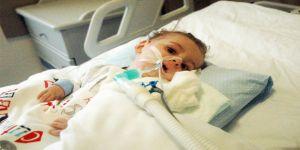 Eymen Bebek Hayatını Kaybetti