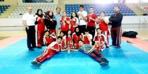 Mudanyalı Kick Boksçular Başarıya Doymuyor