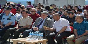 Ayvacık'ta 'Tübitak 4006 Bilim Fuarı'