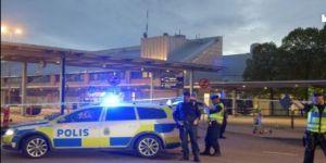 İsveç'te bomba alarmı!