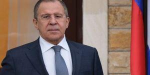 Lavrov'dan flaş Suriye açıklaması!