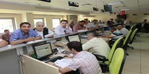 Gebze'de Vezneler Hafta Sonu Açık Olacak
