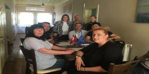 451 Bin 837 Euro Hibe Alan Proje İçin İlk Toplantı Yapıldı