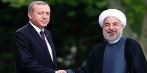 Erdoğan'dan Ruhani'ye tebrik telefonu!