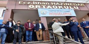 Başkan Hazinedar, Fatsa'daki Tübitak Bilim Fuarı'na Katıldı