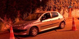 İstanbul'da Otomobilde Erkek Cesedi Bulundu