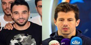 Belözoğlu ve Volkan Şen ifade veriyor