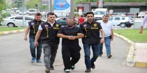 Yolda Yürüyen Çifte Saldıran Şahıs Tutuklandı