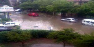 Sel Felaketi ! Birçok Otomobil Kullanılamaz Hale Geldi