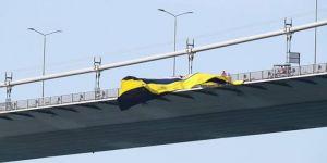 Fenerbahçe bayrağını kesenler yakalandı!
