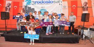 3. Rodostoşah Satranç Turnuvası Ödül Töreni İle Sona Erdi
