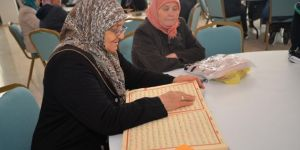 Ramazan Ayı Mukabele Programları Devam Ediyor