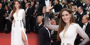 Cannes'da sürpriz görüşme!