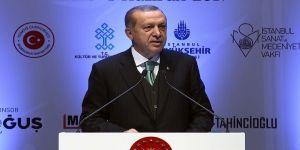 Cumhurbaşkanı Erdoğan'dan 'Sanat' Çağrısı