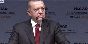 Erdoğan Resti Çekti:Taciz Gelirse Kararımızı Kendimiz Veririz